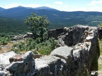 Chorranca y Silla del Rey, Cerro del Moño de la Tía Andrea;zapatillas trekking hiking ropa de montañ